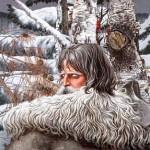 Epic Painting by Russian artist Konstantin Vasilyev