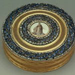 Snuffbox of Empress Catherine II