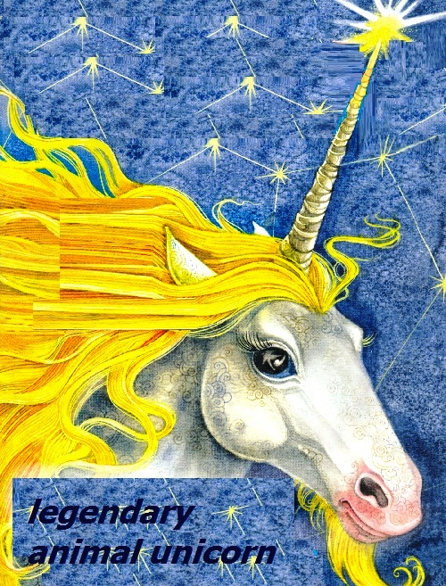 Unicorn want-to-believe