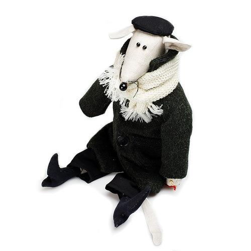Oksana Yarmolnik handmade doll