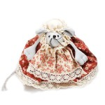 Handmade doll. Art by Oksana Yarmolnik