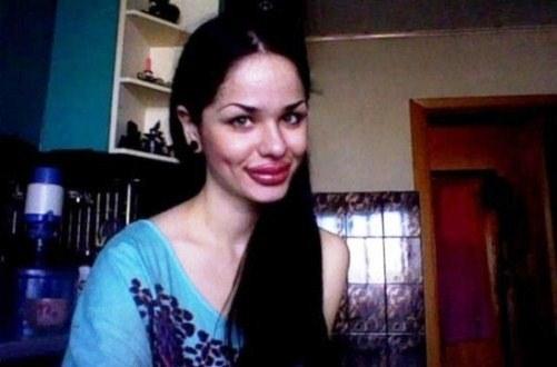 Worlds Biggest Lips Kristina Rei