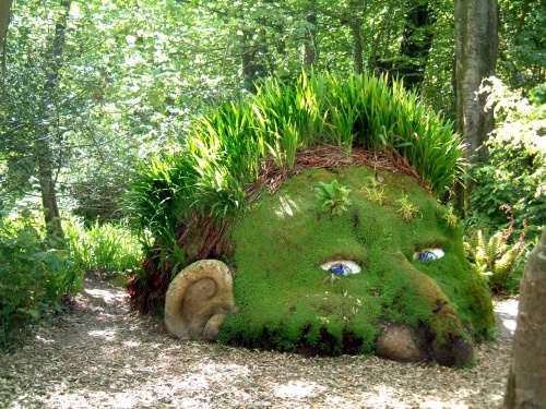 The Lost Gardens of Heligan, UK