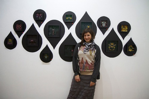 American artist Meredith Dittmar