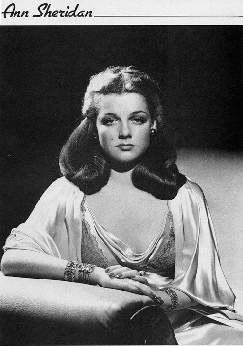 Ann Sheridan Hollywood Walk Of Fame part I