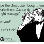 Cinical Anti Valentine someecard