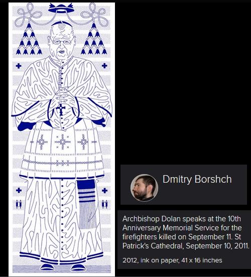 paintings by Dmitry Borshch
