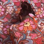 Gorgeous bodyart. Camouflage artwork by Peruvian artist Cecilia Paredes