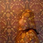 Unique camouflage artwork by Peruvian artist Cecilia Paredes