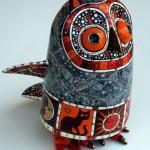 Ceramic fantasy by Ukrainian artists Anna Stasenko and Slava Leontiev