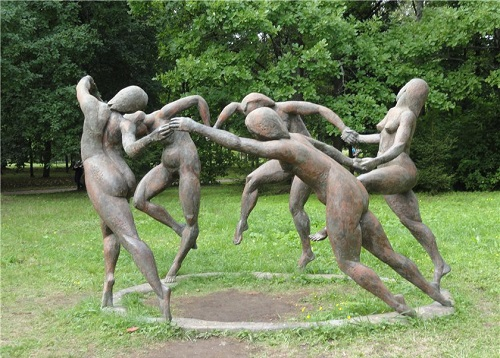 Dance. Henri Matisse