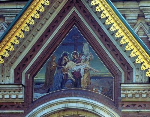 Descent from the Cross (the artist Viktor Vasnetsov)