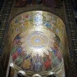 Work by artist V. Belyaev. Descent of the Holy Spirit upon the apostles