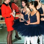 She was an enthusiastic and loved Royal Patron of English National Ballet between 1989-1997, often attended rehearsals and to have a chat with the dancers away from the cameras