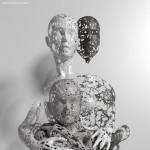 Family. Digital abstract art by Adam Martinakis