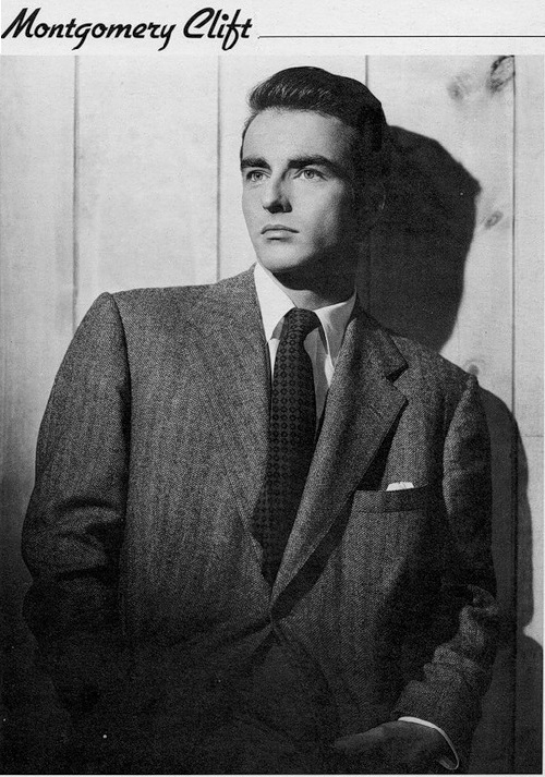 Edward Montgomery Clift Hollywood Walk Of Fame