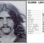 Eagles guitarist Glenn Frey, arrested by Columbus, Ohio cops in May 1973 on drug possession and public intoxication charges