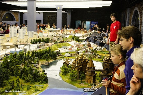 Grand Layout Russia. Project by Sergei Morozov