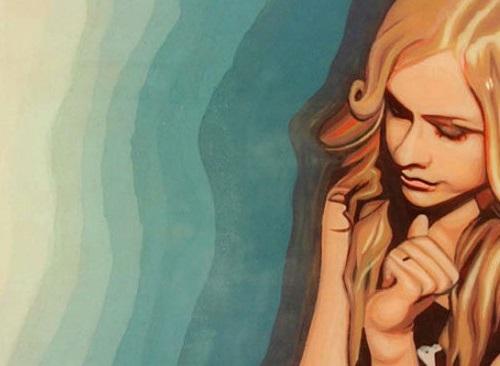 Gum Blondes. Bubblegum portrait by Canadian artist Jason Kronenwald