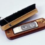 Hairbrush Concealment for Minox Camera. 1960s-1970s, HVA