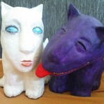 Handmade Dolls by Ukrainian artist of applied art Anna Lysenko
