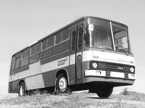 Ikarus 222 (1975–1979)