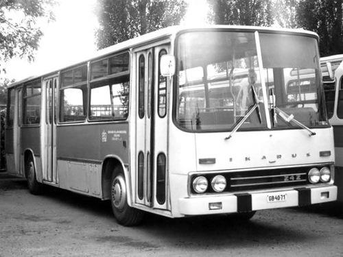 Ikarus 242 (1969-1970)