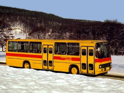 Ikarus 260 CH (1975)