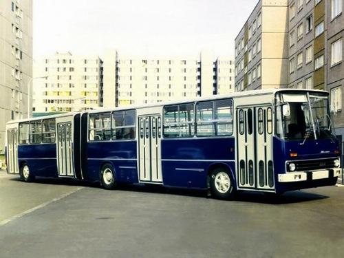 Ikarus 282 (1978–1980)
