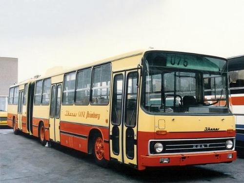 Ikarus 284T (1988)