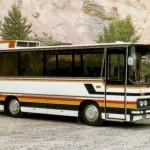 1976 model Ikarus-MAN 212