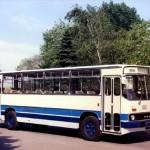 1978 model Ikarus-MAN