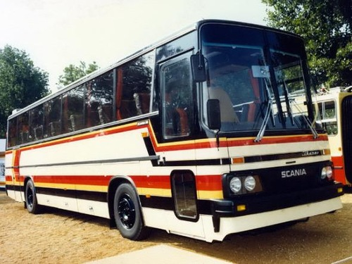 Ikarus-Scania 664 (1972)