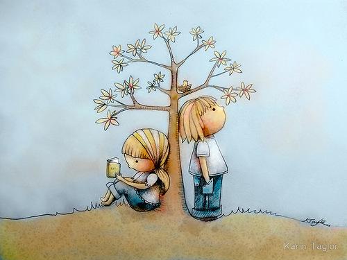 Drawings by Karin Taylor