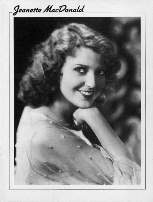 Hollywood Walk Of Fame part IV. Jeanette MacDonald (June 18, 1903 – January 14, 1965)