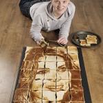 Kate Middleton On Toast