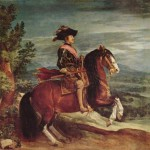 "Diego Velazquez ""Knight On Horse"""