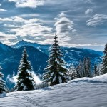 Winter fairy-tale, photographer Gilles Ferrier