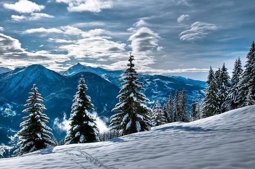 Landscape photography by Gilles Ferrier
