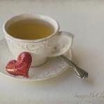 A cup of tea. Love