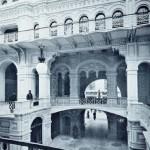 Main lobby of Vetoshny Directions