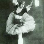 Gypsy girl Esmeralda performed by Olga Spessivtseva