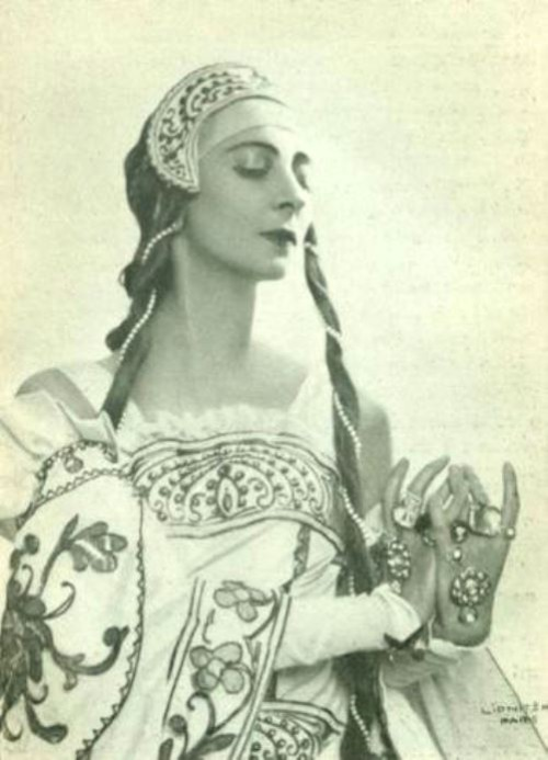 Olga Spessivtseva