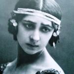 Meilancholic ballerina Olga Spessivtseva