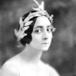 "Aurora in ""The Sleeping Princess"", 1921. Russian ballerina Olga Spessivtseva"