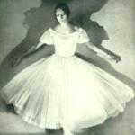 In the role of Gizele, Olga Spessivtseva