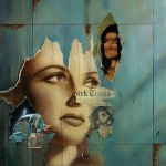 Sophia Loren. Paintings of old movie posters by Dutch artist Ger Eikendal