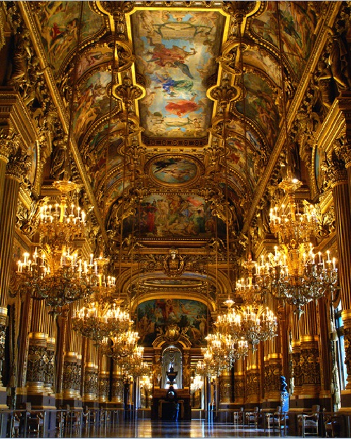 Paris Royal Opera house