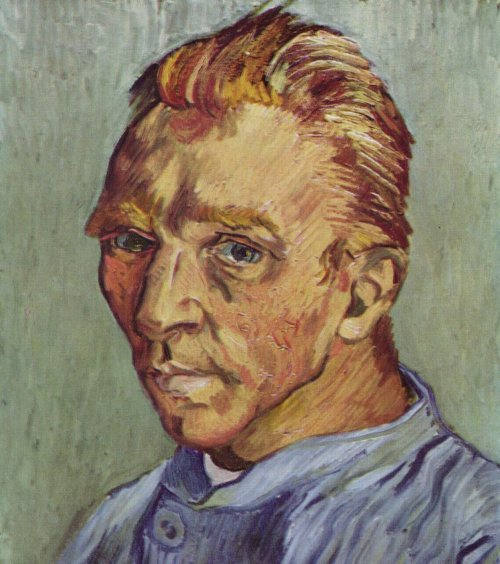 Portrait de la artiste sans barbe by Vincent Van Gogh. Most Expensive sold Paintings