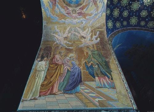 Presentation in the Temple (the artist V. Belyaev)